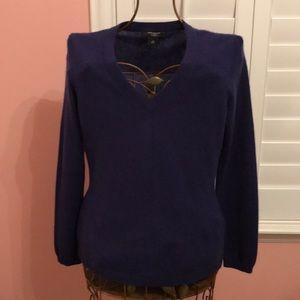 Cashmere Ann Taylor Sweater M